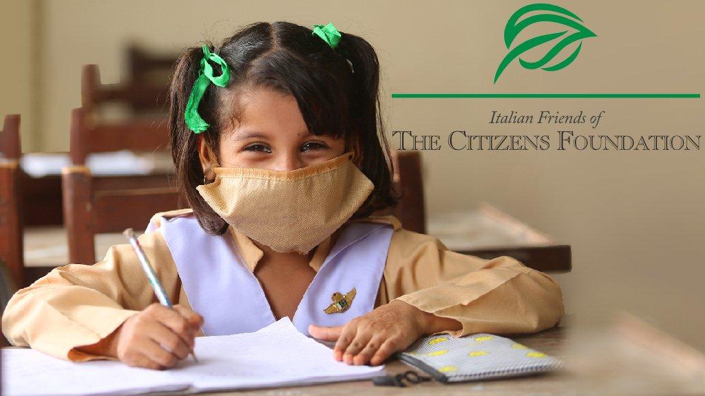 ritorno a scuola pakistan - iftcf
