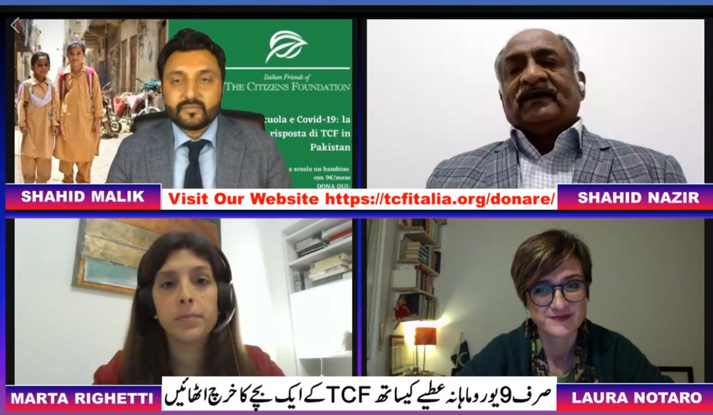 comunità pakistana in italia incontra IFTCF